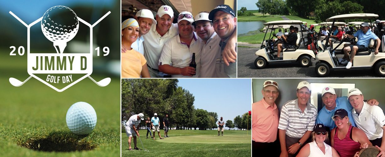 Jimmy D Golf Day 2019